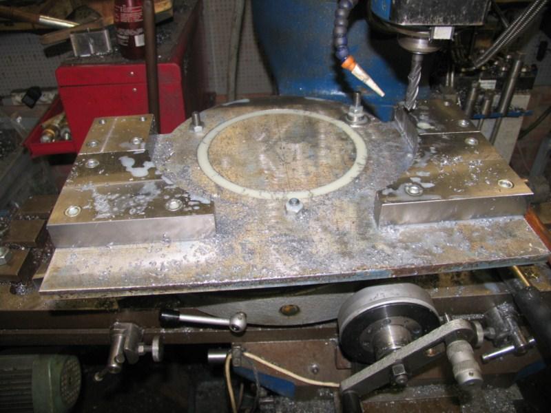 fabrication d'une scie a ruban pour métaux - Page 5 Scm116
