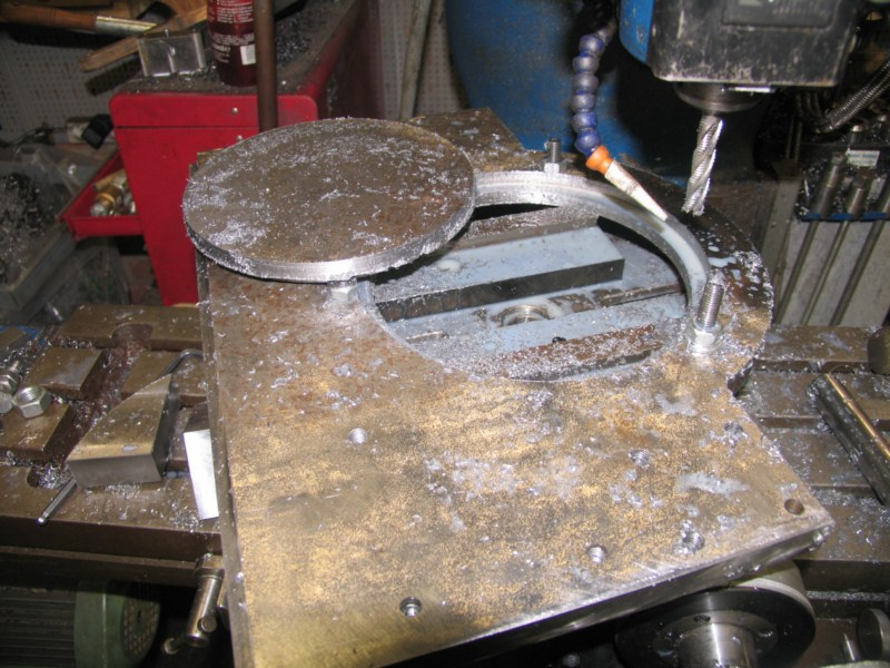 fabrication d'une scie a ruban pour métaux - Page 5 Scm118