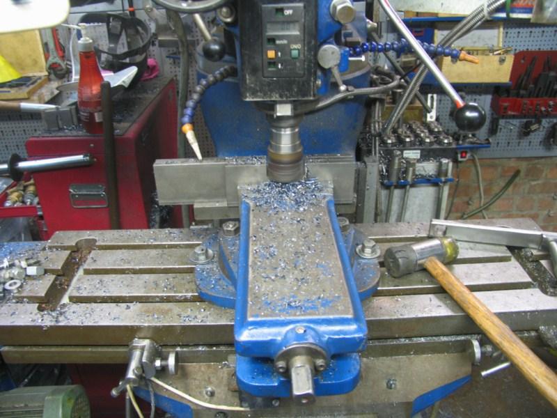 fabrication d'une scie a ruban pour métaux - Page 5 Scm120