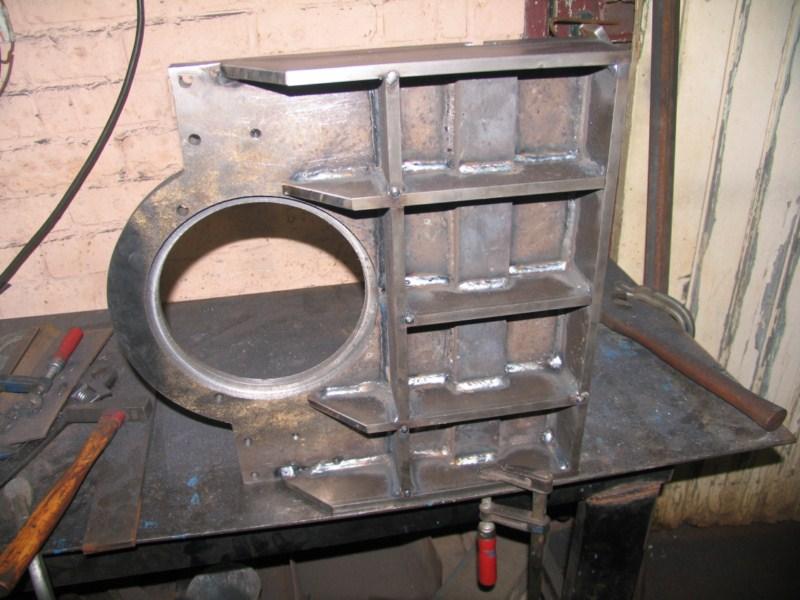 fabrication d'une scie a ruban pour métaux - Page 5 Scm122