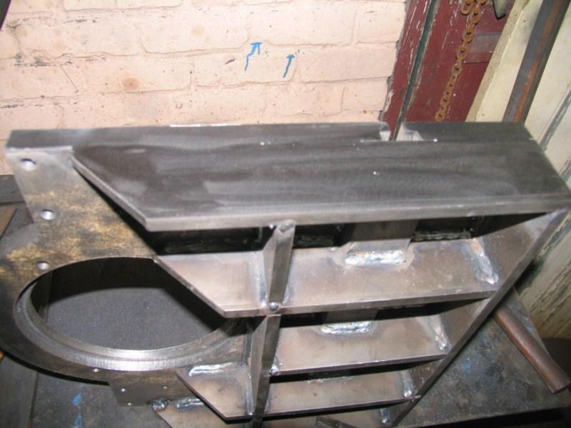 fabrication d'une scie a ruban pour métaux - Page 5 Scm123