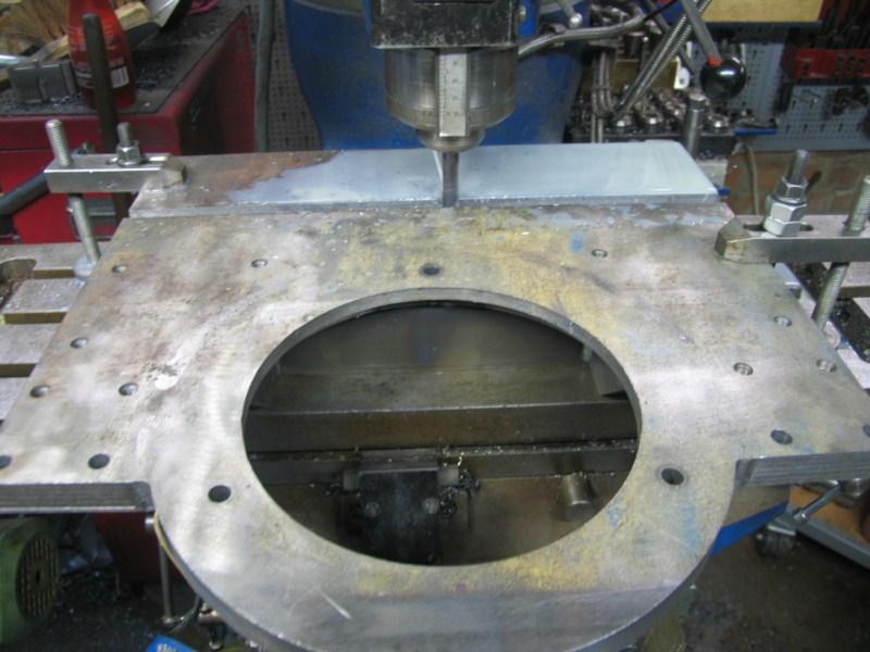 fabrication d'une scie a ruban pour métaux - Page 5 Scm124