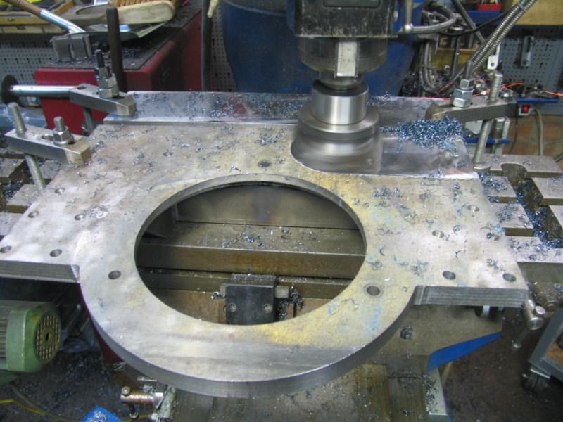 fabrication d'une scie a ruban pour métaux - Page 5 Scm125