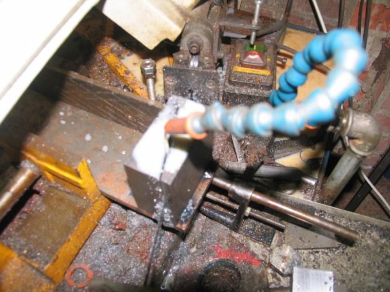 fabrication d'une scie a ruban pour métaux - Page 5 Scm128