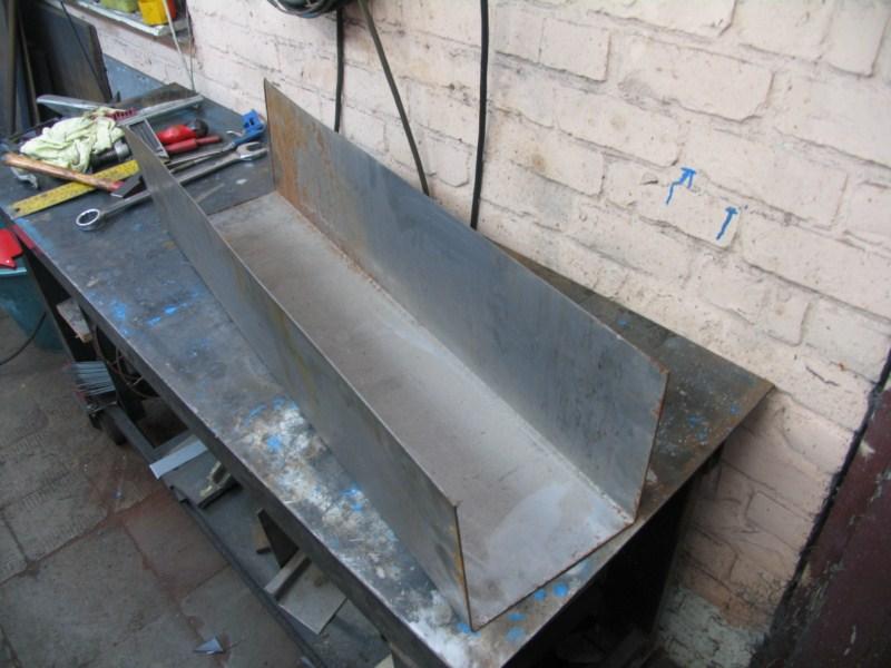 fabrication d'une scie a ruban pour métaux - Page 2 Scm14