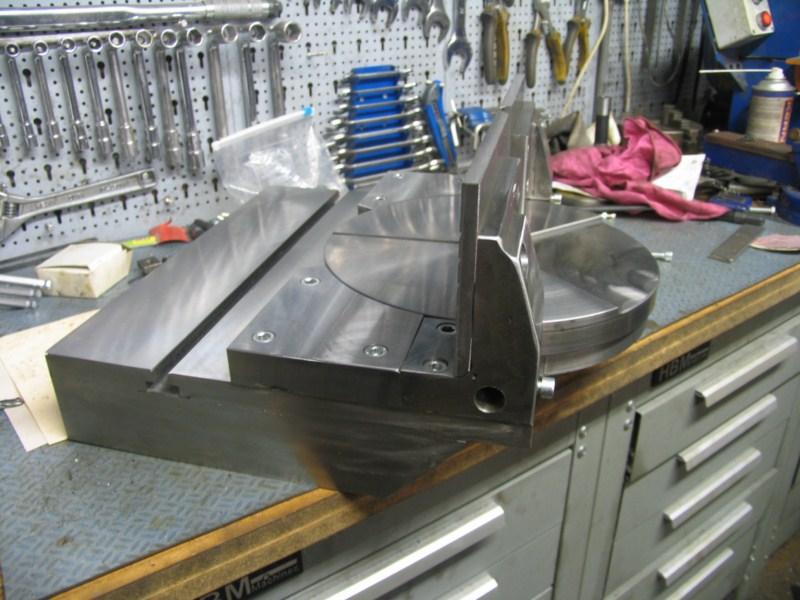 fabrication d'une scie a ruban pour métaux - Page 5 Scm142
