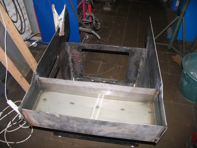 fabrication d'une scie a ruban pour métaux - Page 2 Scm18