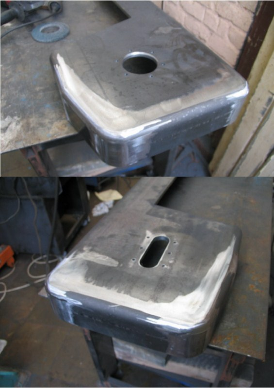 fabrication d'une scie a ruban pour métaux - Page 33 Scm202