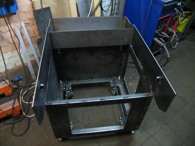 fabrication d'une scie a ruban pour métaux - Page 2 Scm21