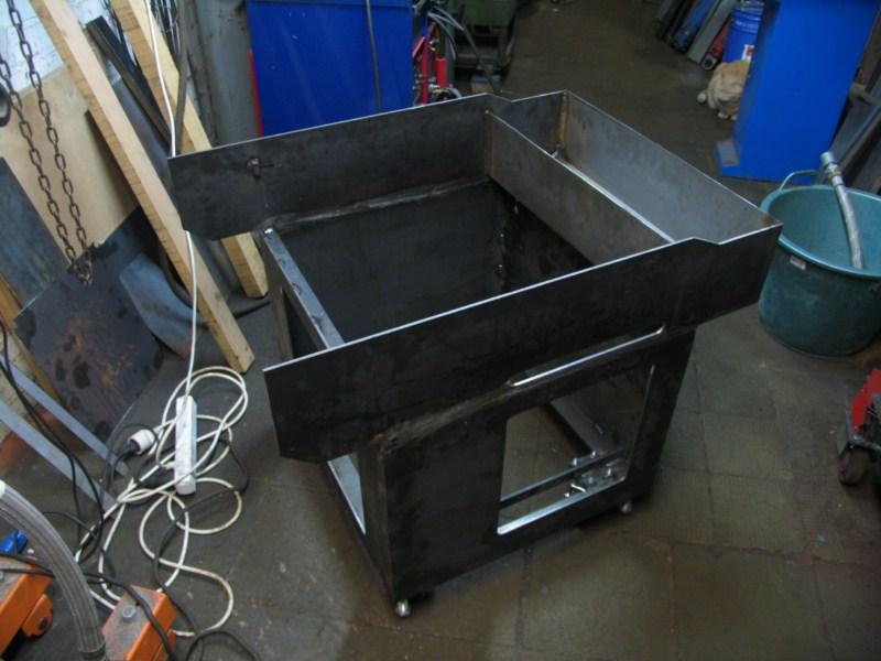 fabrication d'une scie a ruban pour métaux - Page 2 Scm22