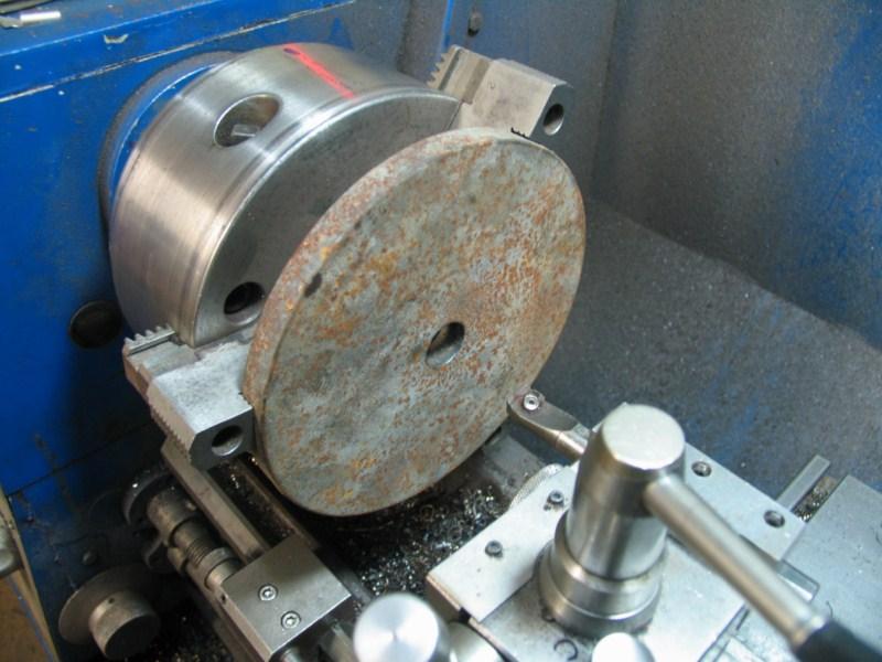 fabrication d'une scie a ruban pour métaux - Page 3 Scm28