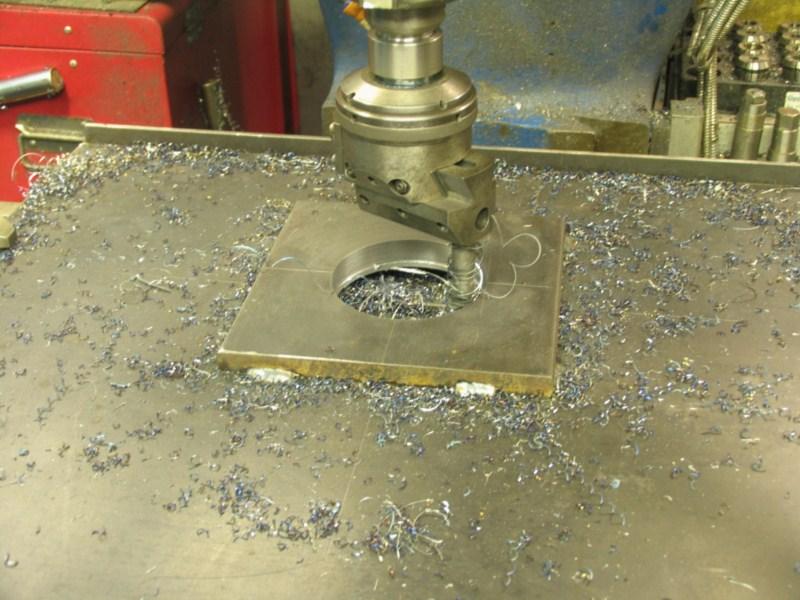 fabrication d'une scie a ruban pour métaux - Page 3 Scm31