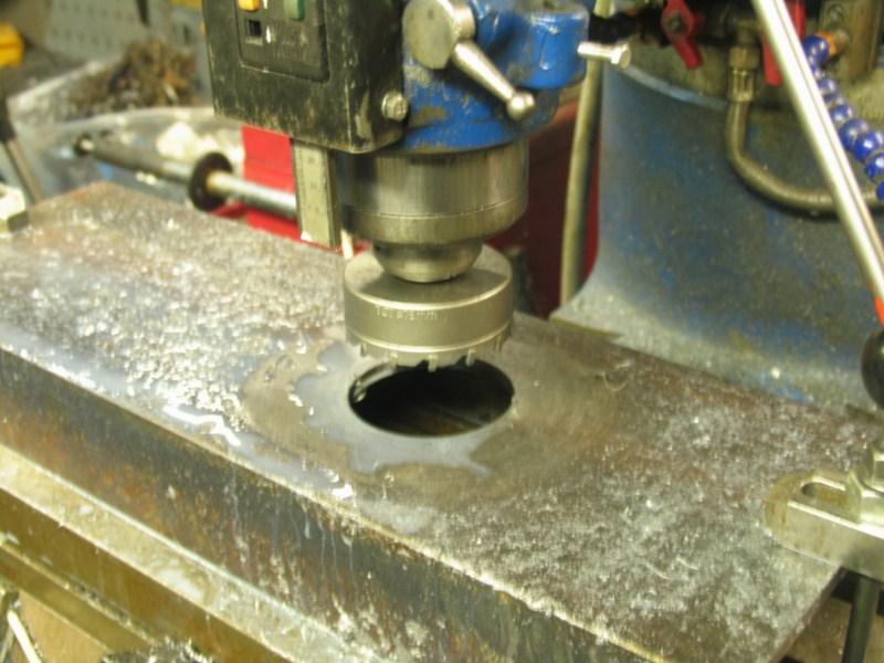 fabrication d'une scie a ruban pour métaux - Page 3 Scm33