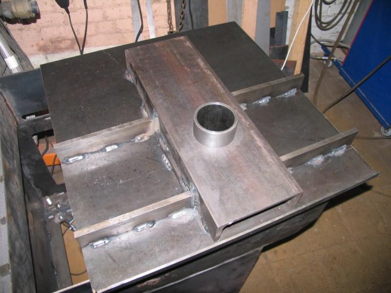 fabrication d'une scie a ruban pour métaux - Page 3 Scm34