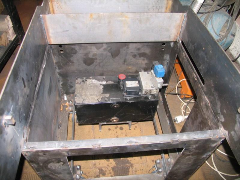 fabrication d'une scie a ruban pour métaux - Page 3 Scm35