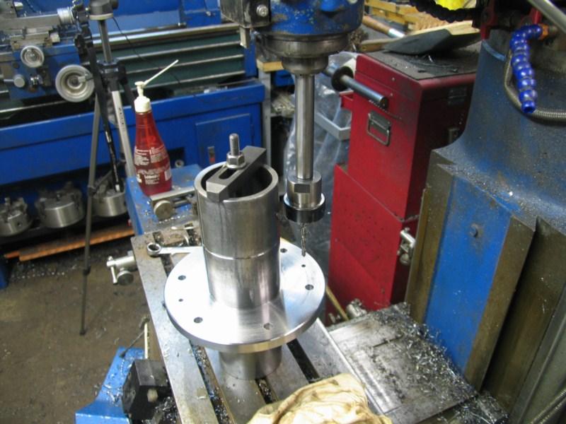 fabrication d'une scie a ruban pour métaux - Page 3 Scm40