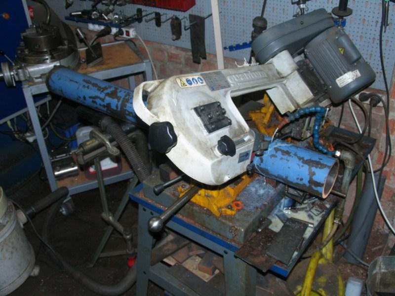 fabrication d'une scie a ruban pour métaux - Page 3 Scm41