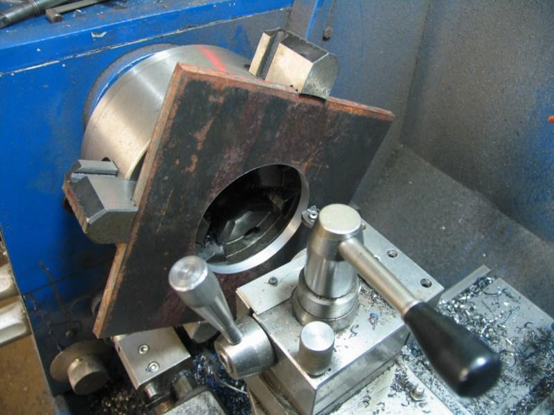 fabrication d'une scie a ruban pour métaux - Page 3 Scm43