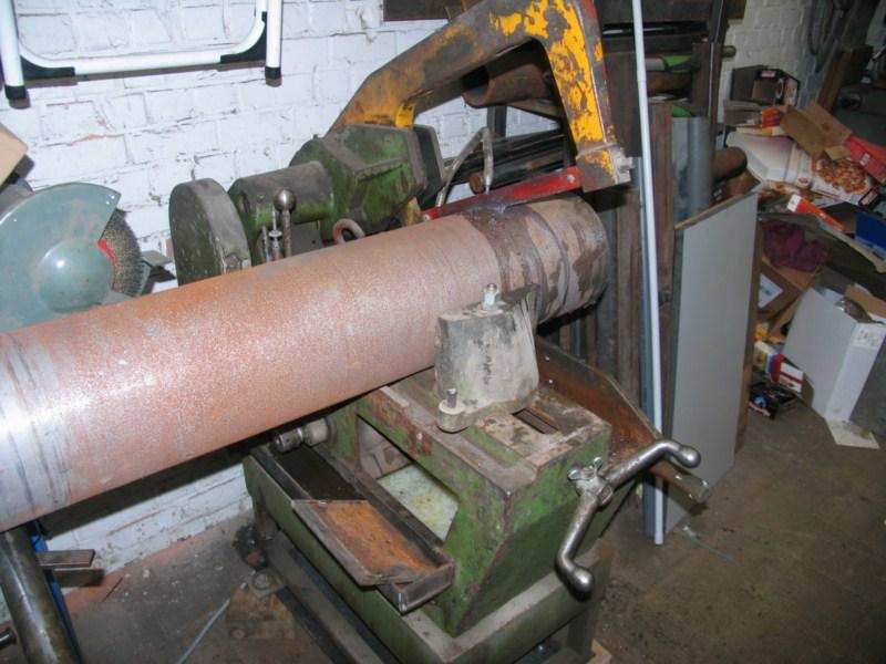 fabrication d'une scie a ruban pour métaux - Page 3 Scm48