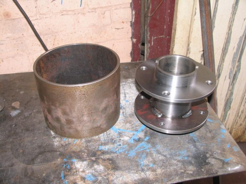 fabrication d'une scie a ruban pour métaux - Page 3 Scm49