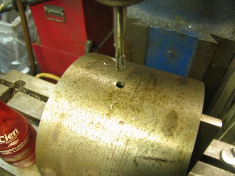 fabrication d'une scie a ruban pour métaux - Page 3 Scm50