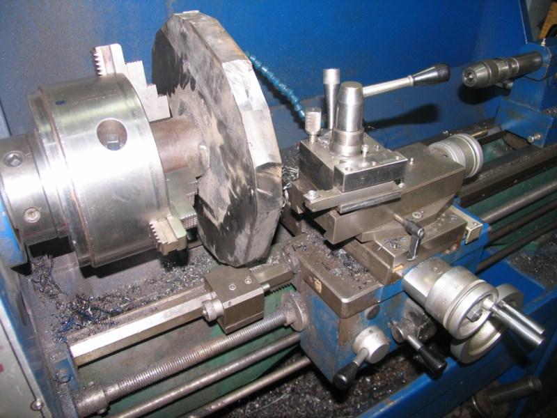 fabrication d'une scie a ruban pour métaux - Page 3 Scm57