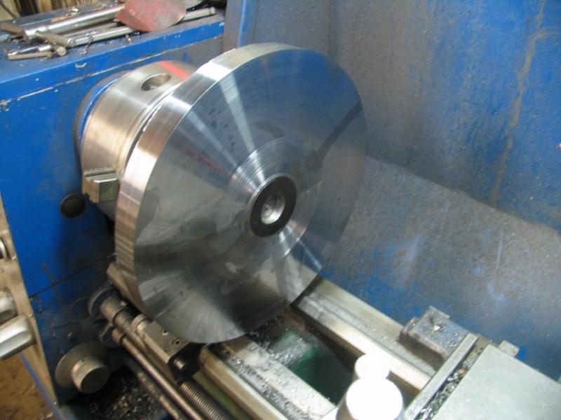 fabrication d'une scie a ruban pour métaux - Page 3 Scm58