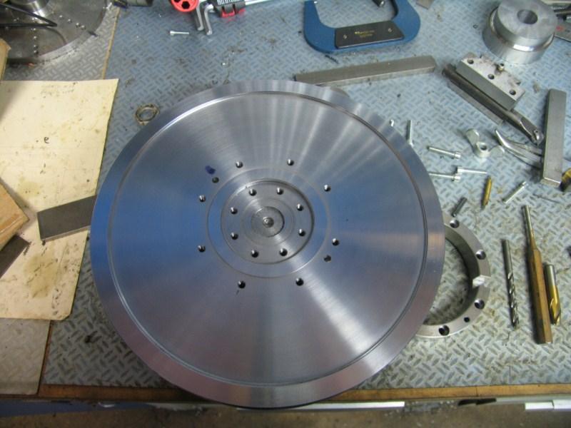 fabrication d'une scie a ruban pour métaux - Page 3 Scm60