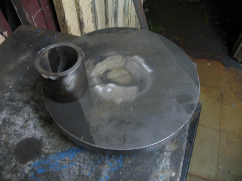 fabrication d'une scie a ruban pour métaux - Page 3 Scm61