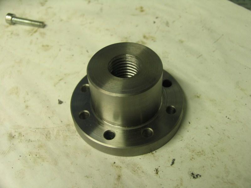 fabrication d'une scie a ruban pour métaux - Page 3 Scm65