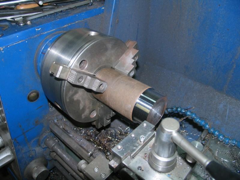 fabrication d'une scie a ruban pour métaux - Page 4 Scm73