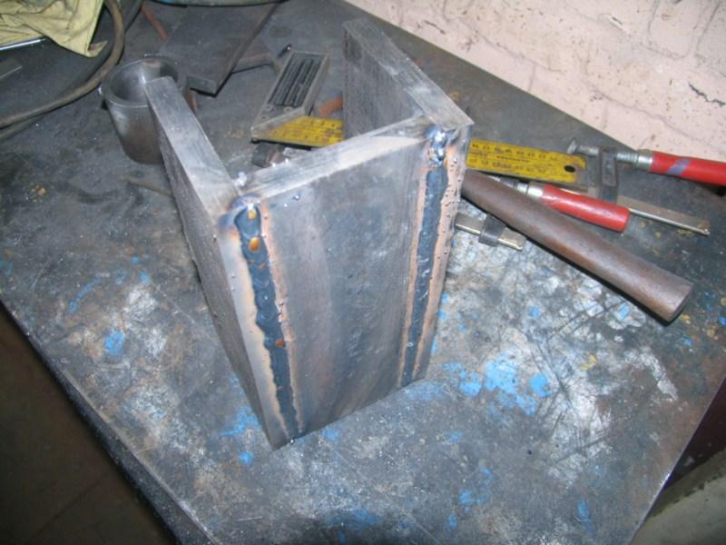 fabrication d'une scie a ruban pour métaux - Page 4 Scm76