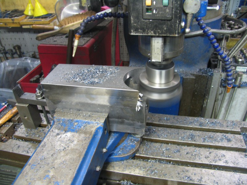 fabrication d'une scie a ruban pour métaux - Page 4 Scm77