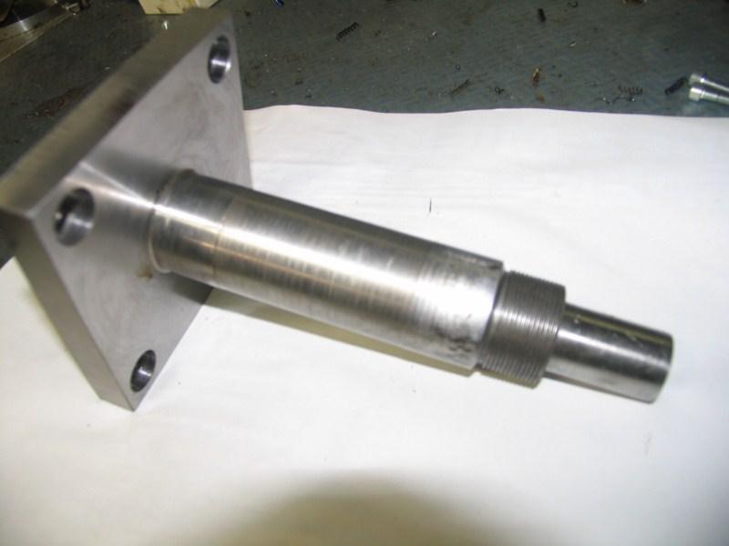 fabrication d'une scie a ruban pour métaux - Page 4 Scm85
