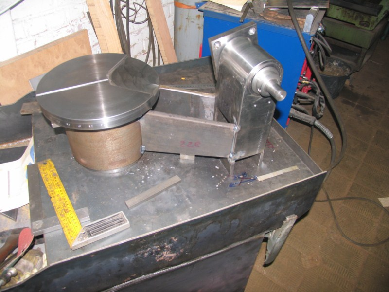 fabrication d'une scie a ruban pour métaux - Page 5 Scm94