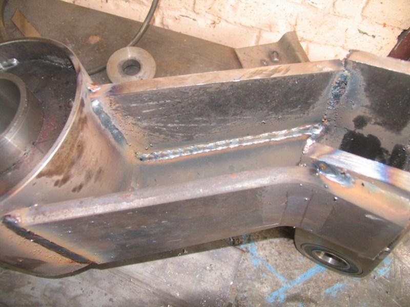 fabrication d'une scie a ruban pour métaux - Page 5 Scm95