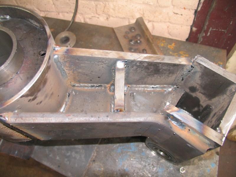 fabrication d'une scie a ruban pour métaux - Page 5 Scm98