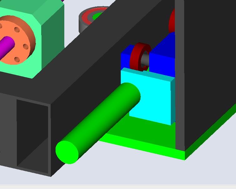 Enfin mon projet CNC Pcnc004