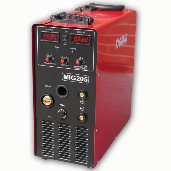TIGMIG SYNERGIC MIG MIG-205 Sa01