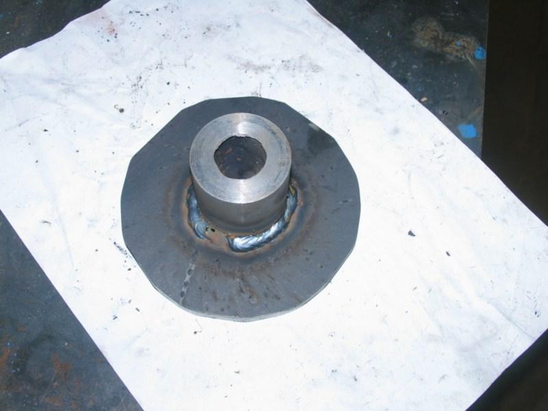Une sphèreuse pour tour a bois Ph09