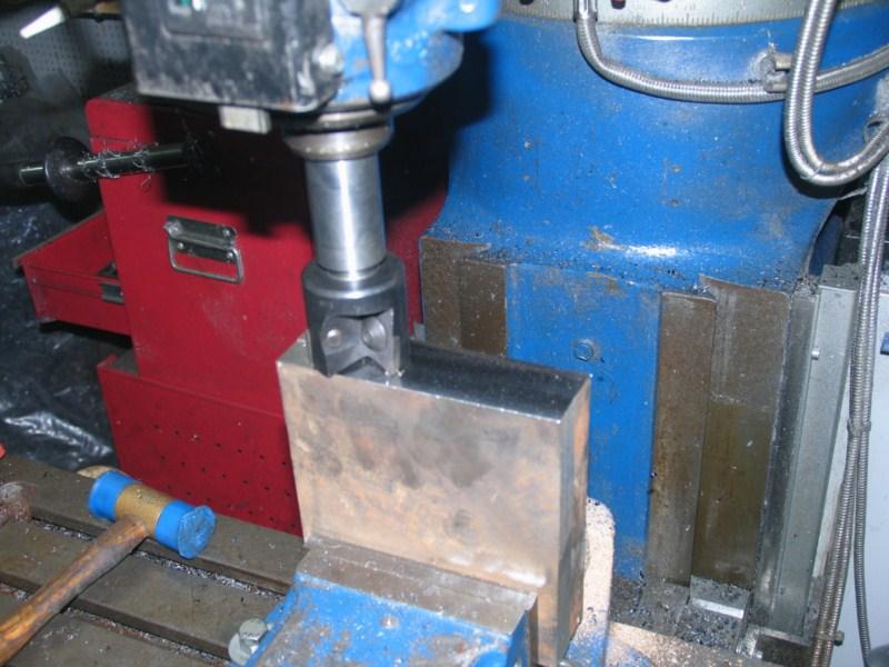 Fabrication d'un tour à bois Tp064