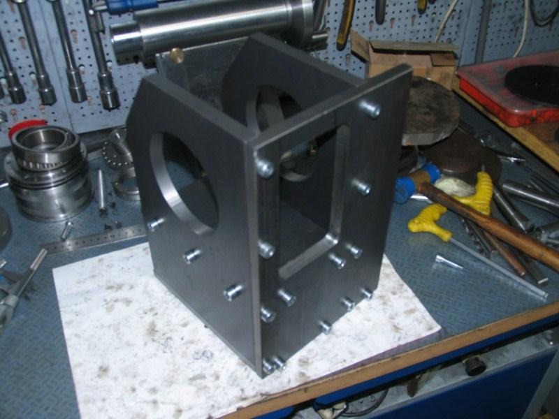 Fabrication d'un tour à bois - Page 2 Tp105