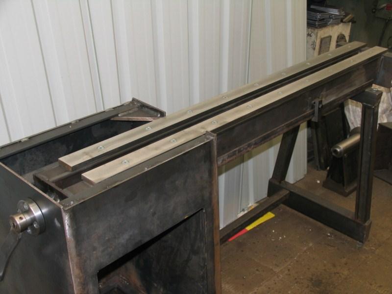 Fabrication d'un tour à bois - Page 4 Tp168