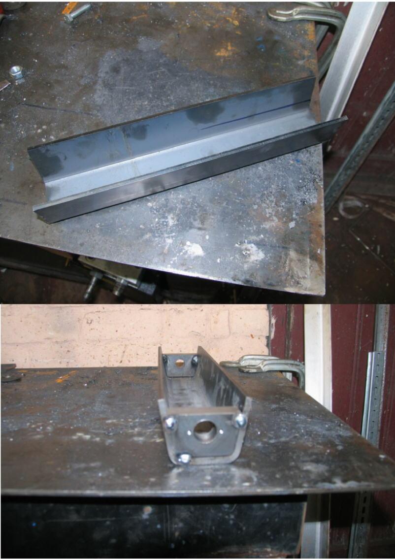 Fabrication d'un tour à bois - Page 4 Tp179