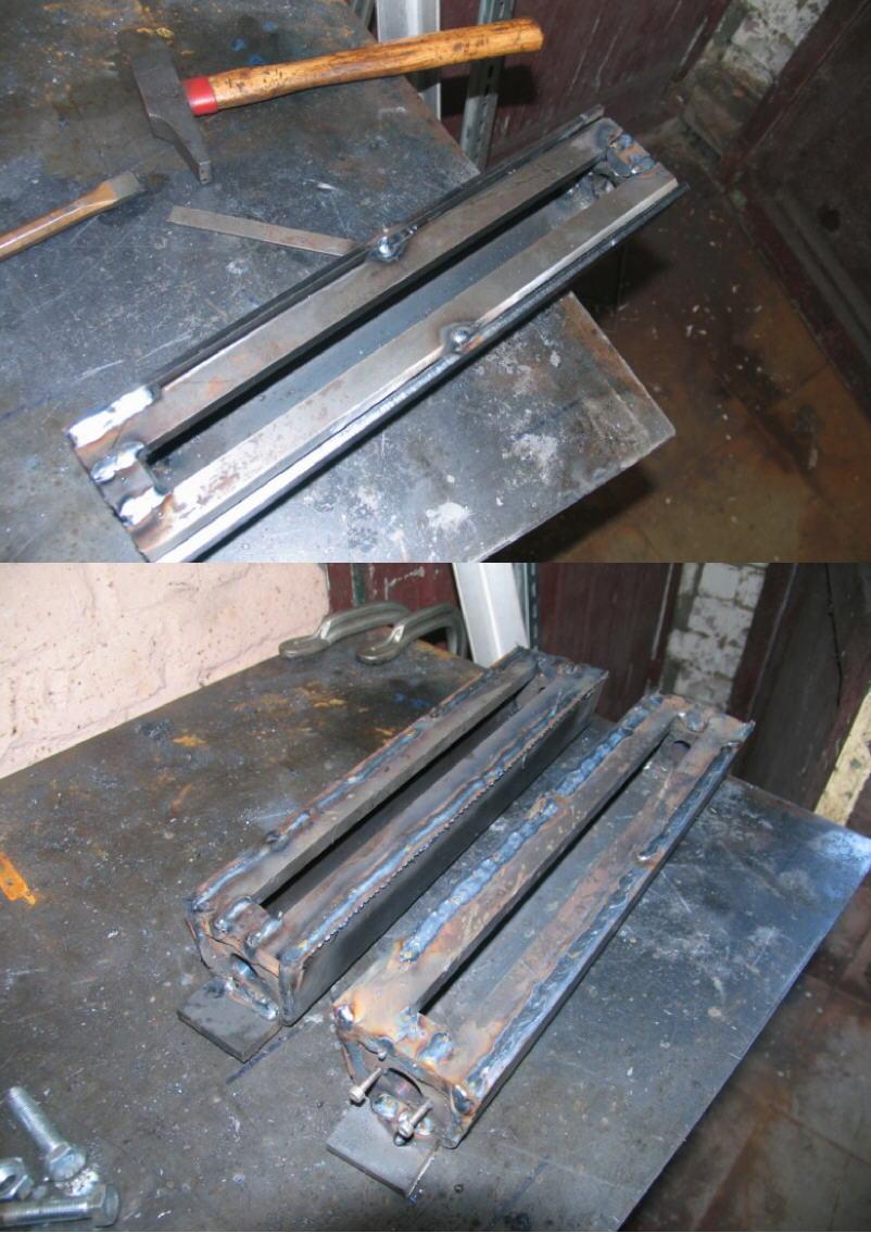 Fabrication d'un tour à bois - Page 4 Tp180