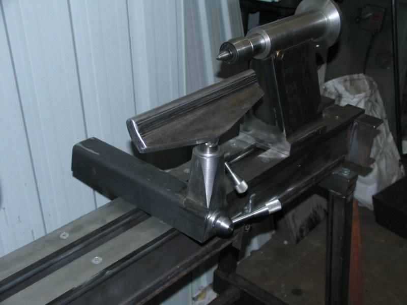 Fabrication d'un tour à bois - Page 4 Tp192