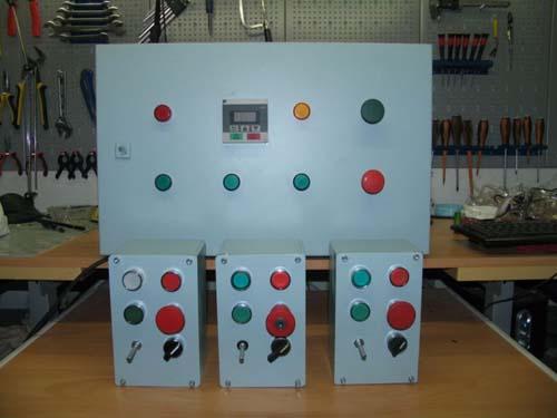 Matériel electrique en triphasé 16