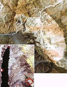 Arheoloski ponalasci kod planine Sinaj.    Sinaj09