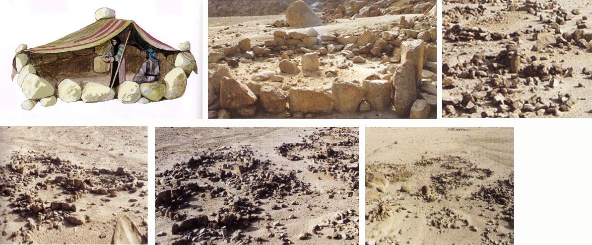 Arheoloski ponalasci kod planine Sinaj.    Sinaj13