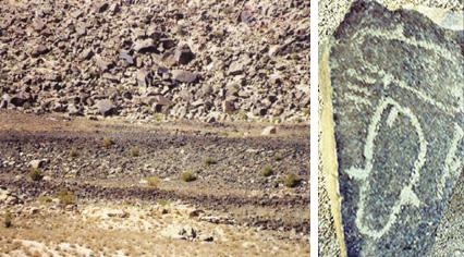 Arheoloski ponalasci kod planine Sinaj.    Sinaj14